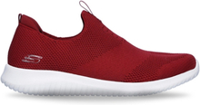 Skechers Womens Ultra Flex Red