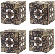 eStore Euclidean Cube 4-Pack - Geometriskt Transformerande Pussel