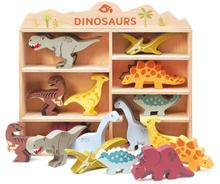 Trädjur Dinosaurier (Djur: Velociraptor)