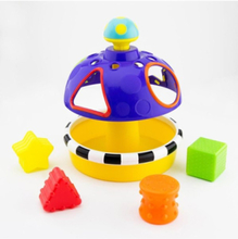Sort N' Spin Shape Sorter