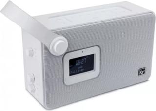 KITSOUND Radio Air DAB+/FM Vit Bluetooth