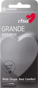 RFSU Grande, kondomit, 10 kpl