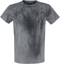 Outer Vision - Man's T-Shirt -T-skjorte - grå