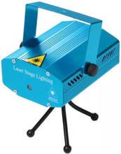eStore Mini Laserprojektor - Blå