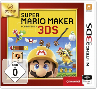 Nintendo Super Mario Maker für Nintendo 3DS Selects