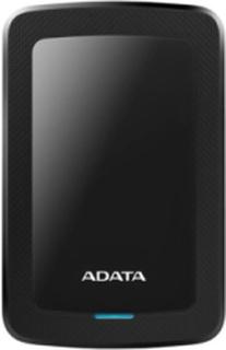 ADATA HV300 - Ekstern Harddisk - 4 TB - Sort