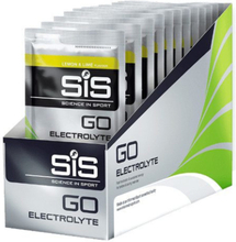 SiS GO Electrolyte Drink Box 18x40g Lemon/Lime 2020 Näringstillskott & Paket