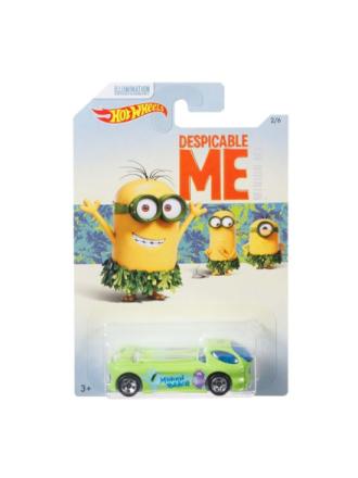 Themed Car - Minions - Proshop