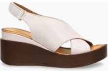 Sandały pudrowo-różowe Lena
