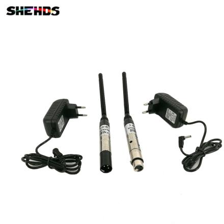 DMX512 DMX Dfi DJ Wireless system Receiver or Transmitter 2.4G for LED Stage Light LED Light 300m Control