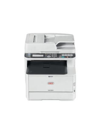 MC363dn Laserprinter Multifunktion med Fax - Farve - LED