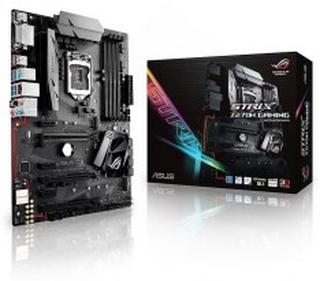 Asus ROG Strix Z270H Gaming Socket 1151 ATX-moderkort
