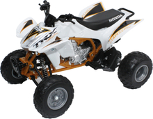 Fyrhjuling Honda TRX 450R New Ray - 1:12