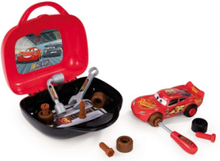 Cars Toolbox with Car