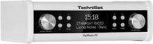 Clock radio DigitRadio 20 Under cabinet DAB + and FM kitchen radio - DAB/DAB+/FM - Mono - Hvid