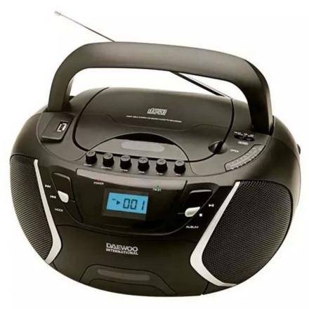 CD-radio Daewoo PCS75105DBU51