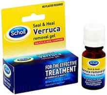 Scholl Seal & Heal Verruca Removal Gel - 10 ml