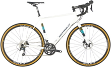 "Serious Grafix Comp white-white earth 52cm (28"") 2018 Gravel Bikes"