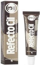 RefectoCil Ögonpermanentsfärg Naturbrun 3