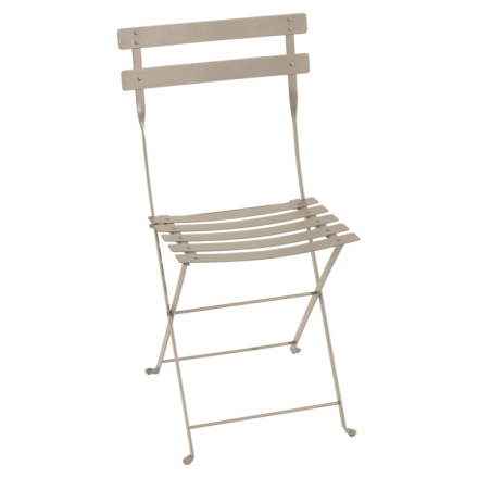 Fermob Bistro Metall Stol-Storm Grey