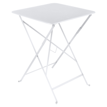 Fermob Bistro Metall Bord 57x57 cm-Cotton White