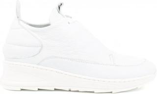 Lekre hvite sneakers i skinn fra Nude.Kun utalgte Mani butikker har denne varen.Se flere sko fra samme kateogori:Nude of ScandinaviaSneakersHvite skoSe alle damesko