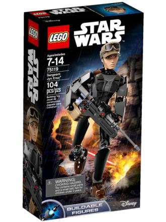 Star Wars Sergent Jyn Erso - 75119 - Proshop