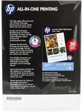 HP Kontorpapir, 50 ark, ubehandlet, uhullet A4, 80g