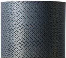 Watt & Veke - Maurice 29 Lampeskærm Ø29cm, Mørke blå/Gråblå