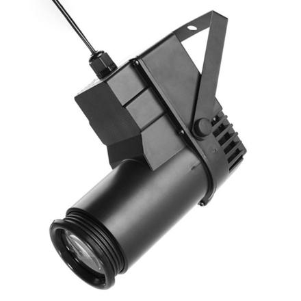 New Model 30W RGBW LED Stage Lighting Pinspot Beam Spotlight Professional DJ DISCO Party KTV Backlight Stage Light