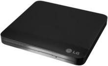 GP50NB40 - DVD-RW (Brænder) - USB 2.0 - Sort