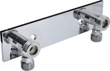Trio Perfekta Design Line Blandarfäste 150 c/c Utanpåliggande rördragning