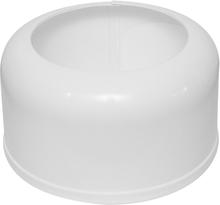Faluplast 3003060302 Golvhuv för WC/PVC-rör