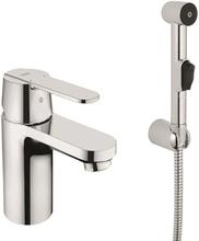 Grohe Get Hygienica Tvättställsblandare med bidédusch