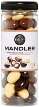 Nordthy Mandler Med Mix Chokolade 325 g