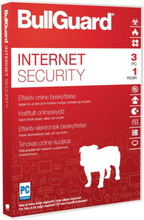 Internet Security 3Y (3 Devices) ESD - Elektronisk