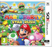 Mario Party: Star Rush - 3DS - Fest
