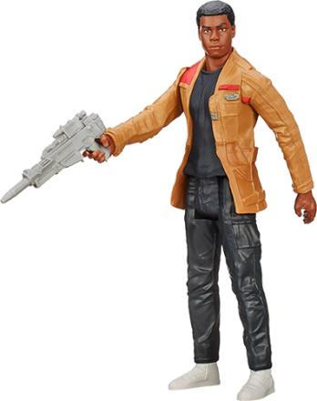 STAR WARS VII Hero Series figur, Finn Jakku - ToysRUs.dk
