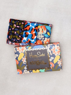 Happy Socks Wiz Khalifa Sock Box Set Strumpor Multi