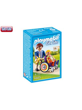 - City Life - Barn i kørestol - Proshop