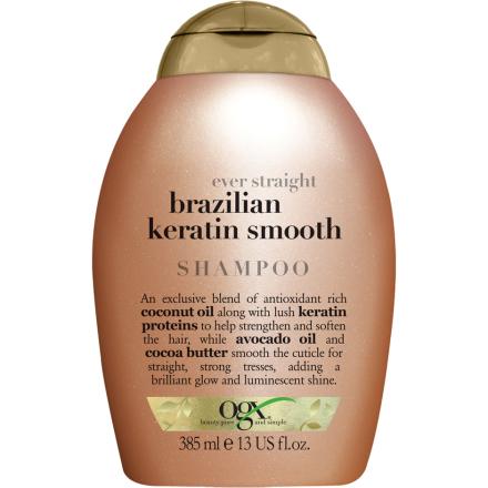 Brazilian Keratin Smooth 385ml OGX Shampoo