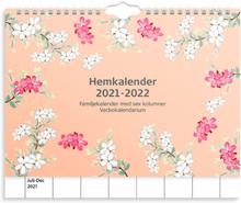 Väggkalender 21-22 Hemkalendern