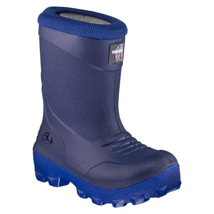 Viking Footwear Frost Fighter Barn Gummistövlar Blå EU 35
