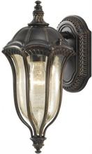 Baton Rouge Væglampe H38,1 cm 1 x E27 - Rustik bronze