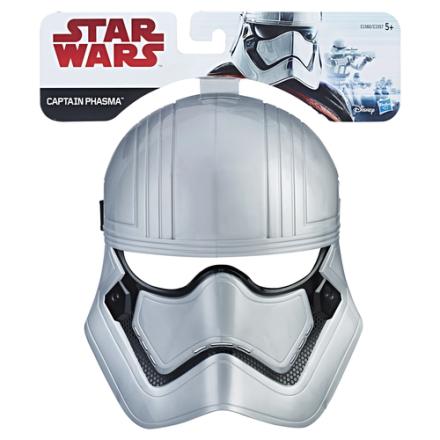 STAR WARS VIII maske, Captain Phasma - ToysRUs.dk