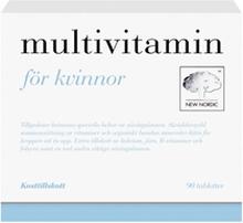 Multivitamin för gravida&ammande 90 tablettia