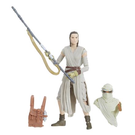 Star Wars Vintage figur, Rey Jakku - ToysRUs.dk