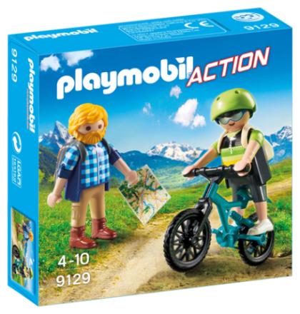 PMB 9129 Biker og vandrer - ToysRUs.dk