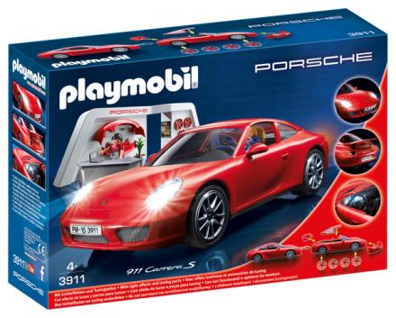 PMB 3911 Porsche Carrera 911 - ToysRUs.dk
