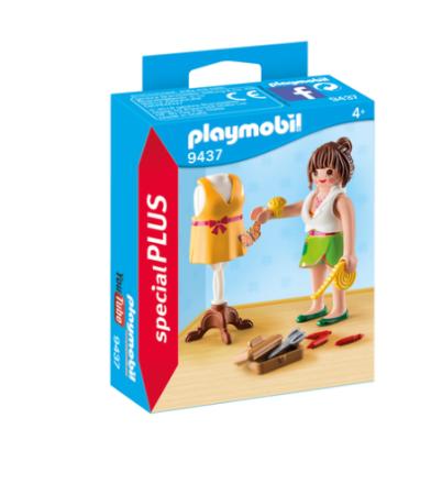 PLAYMOBIL 9437 modedesigner - ToysRUs.dk